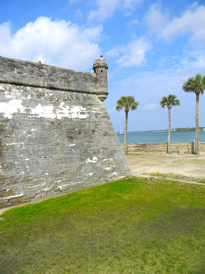 Saint Augustine, Florida; March 2013